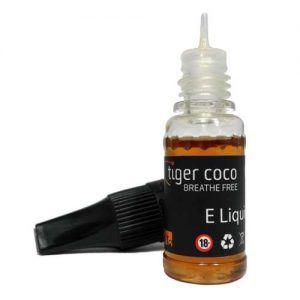 Tobacco E Liquid Zero Nicotine (0mg) 10ml
