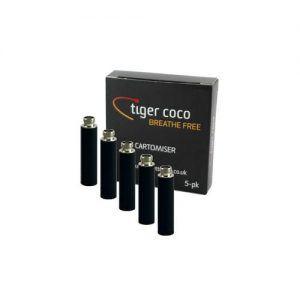 10 x Empty Super Cigarette Cartomiser - Black - RN4081B1-0