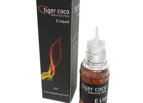 Tobacco E Liquid Medium Nicotine (14mg) 10ml-2296