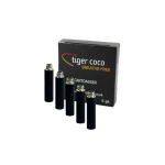 Tiger Coco – Super E Cigarette Cartomisers – Pack of 5